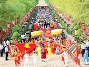 La fête du Temple des rois fondateurs Hùng 2017 durera 6 jours