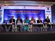 Le Vietnam participe au forum d'affaires Inde-CLMV à New Delhi