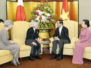 L'empereur du Japon et son épouse terminent leur visite d'Etat au Vietnam