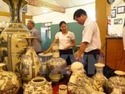 Produits artisanaux : 1,6 milliard de dollars d'exportations par an