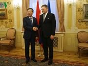 Dynamiser la coopération dans la sécurité Vietnam-Slovaquie