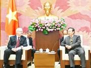 Le Vietnam considère toujours les États-Unis comme l'un des principaux partenaires commerciaux