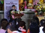 Thaïlande : Requiem pour les soldats vietnamiens tombés au champ d'honneur