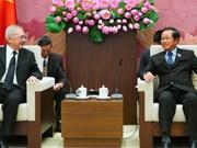 Renforcement de la coopération d'amitié Vietnam-Thaïlande