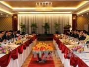 La présidente de l'AN laotienne en visite de travail à Ho Chi Minh-Ville