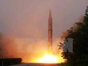Le Vietnam préoccupé par quatre tirs de missiles nord-coréens