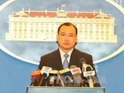 La Chine doit respecter la souveraineté du Vietnam et le droit international