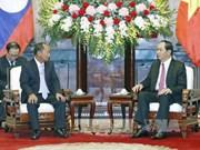 Sécurité et défense, domaine de coopération majeur entre le Vietnam et le Laos
