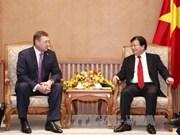 Le Vietnam et la Russie renforcent leur coopération dans le secteur du pétrole
