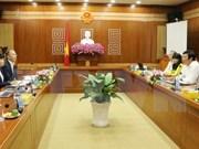 Soc Trang et le Japon renforce la coopération dans l'agriculture bio