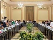 Vietnam et Cuba échangent des expériences législatives