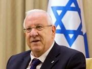 Le président israélien entame sa visite d'Etat au Vietnam