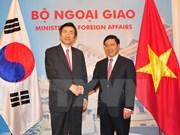 Vietnam et R. de Corée poursuivent la promotion de partenariat de coopération stratégique