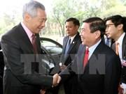 Ho Chi Minh-Ville favorise les activités des investisseurs singapouriens