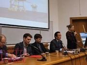 Colloque à Varsovie sur la sécurité en mer Orientale