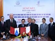 L'OMPI assiste le Vietnam en matière de propriété intellectuelle