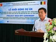 La Belgique aide Ninh Thuan à mieux gérer ses ressources en eau