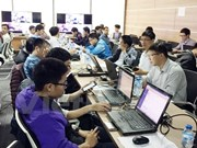 Un exercice international de sécurité informatique au Vietnam