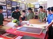 Bac Liêu : exposition d'archives sur Hoàng Sa et Truong Sa