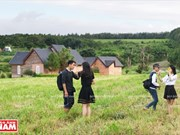 A la découverte d'une campagne européenne à Lâm Dông