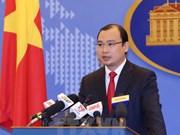 Le Vietnam proteste contre l'exercice de tir à balles réelles de Taïwan