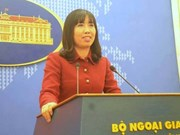Le ministère vietnamien des Affaires étrangères nomme un nouveau porte-parole