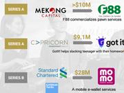 Les start-up vietnamiennes ont mobilisé 205 millions de dollars en 2016