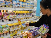 Phu Tho multiplie ses magasins de produits vietnamiens
