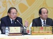 La stabilité économique et la croissance durable toujours prioritaires