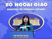 Le Vietnam condamne fermement l'attentat du métro de Saint-Pétersbourg
