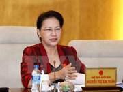 La présidente de l'AN Nguyên Thi Kim Ngân part pour la Suède, la Hongrie et la République tchèque