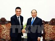 Le PM invite le groupe SCG de Thaïlande à développer ses investissements au Vietnam