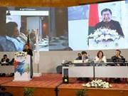 L'UIP 136 se termine par la Déclaration de Dhaka appelant à mettre fin à l'inégalité