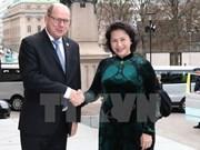 Le Vietnam et la Suède approfondissent leurs relations