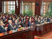 Le comité du Parti pour les organes de ressort central souffle ses 10 bougies
