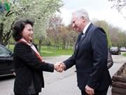 Vietnam-Hongrie : renforcement des relations entre les deux organes législatifs
