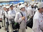 Plus de 22.500 travailleurs vietnamiens envoyés à l'étranger au 1er trimestre