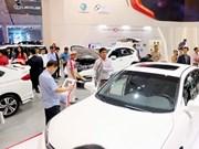 Bond de 8% des ventes d'automobiles au 1er trimestre