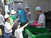 Festival du recyclage des déchets à Hô Chi Minh-Ville