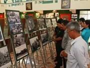 Un photojournaliste de la VNA expose des moments historiques du pays