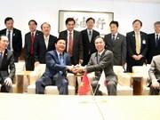 HCM-Ville coopère avec Nagano (Japon) dans l'industrie, l'agriculture et le tourisme