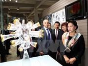 La présidente Nguyen Thi Kim Ngan visite la région tchèque de Karlovy Vary