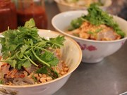 Hanoï parmi les paradis culinaires du monde