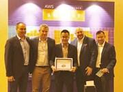 FPT Software reçoit le prix de partenaire technologique de l'année d'Amazon