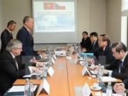 VNPT et Nivicom signent un protocole d'accord sur la coopération en matière de cybersécurité
