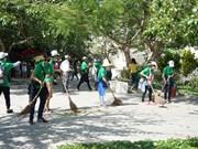 Les jeunes de la capitale engagés dans la protection de l'environnement