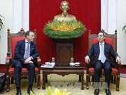 Le Vietnam salue les entreprises européennes venant investir sur son sol