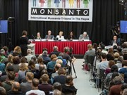 Monsanto accusée d'« écocide » par un tribunal international