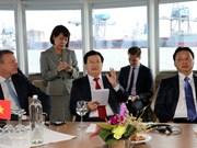 Vietnam et Pays-Bas partagent des expériences dans la gestion des ports maritimes