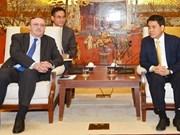 La Hongrie et Hanoi renforcent leur coopération dans le traitement des eaux usées